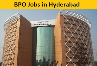 BPO Jobs in Hyderabad