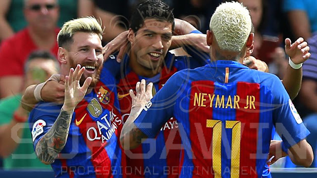 Surgawin - Neymar Lionel Messi