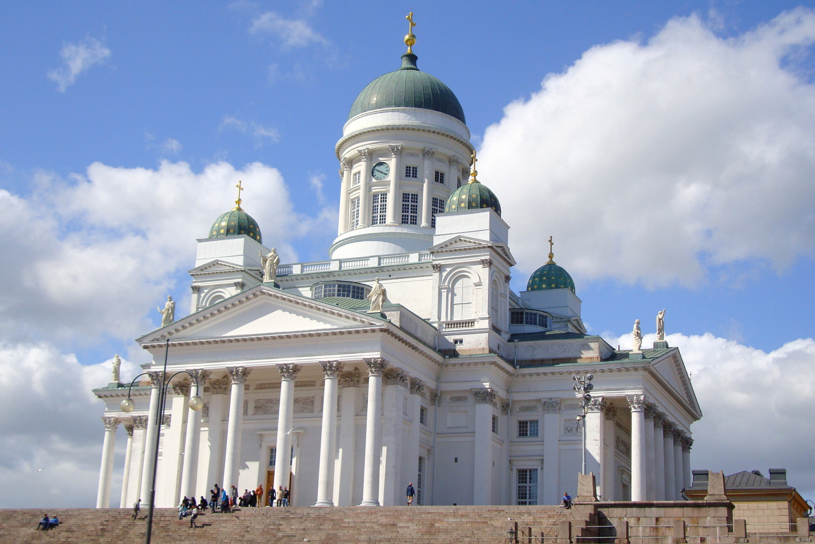 The churches of Helsinki - Mum's Gone To ...