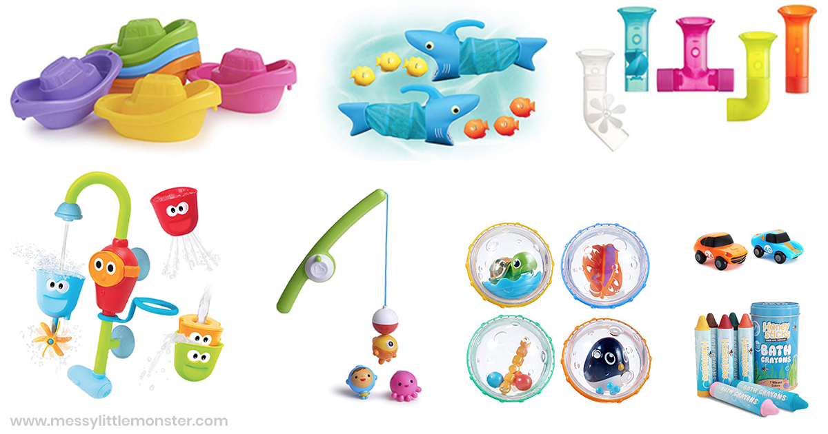 baby bath toys and bath toys for toddlers