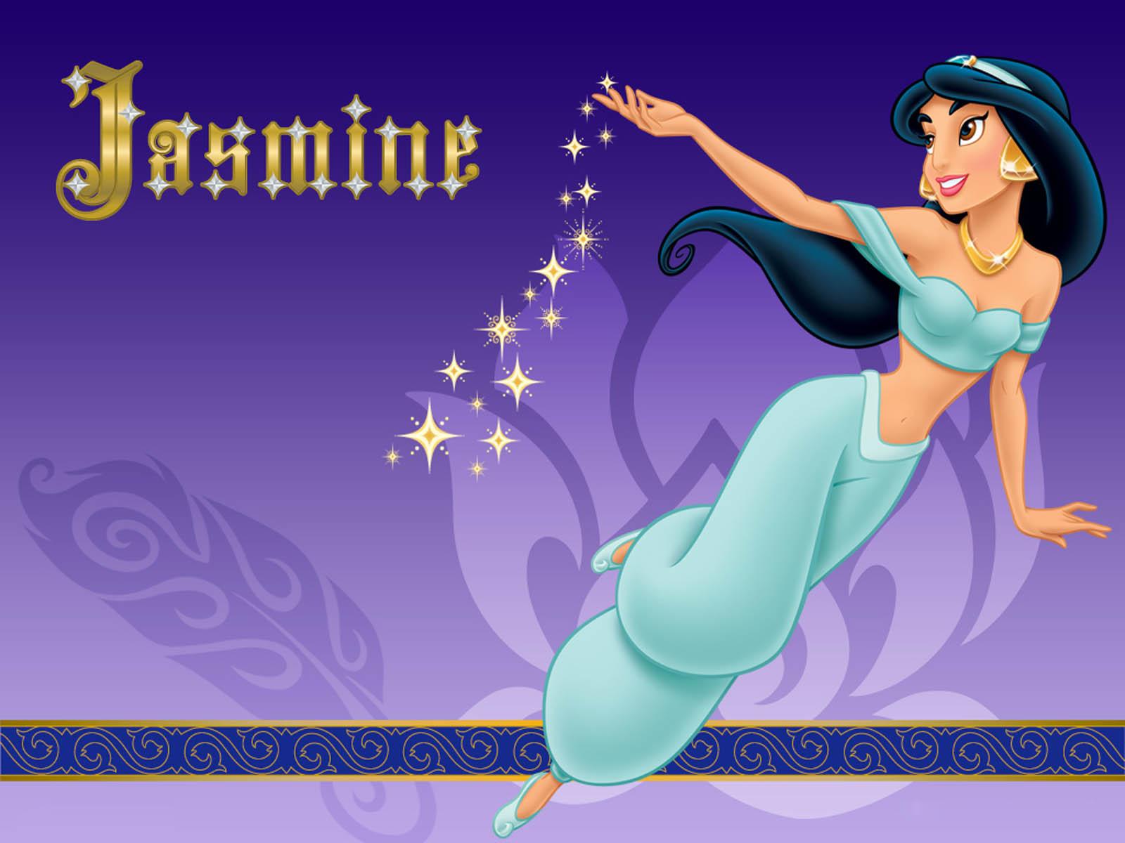 Jasmine: Wallpapers: Disney Princess Jasmine Wallpapers