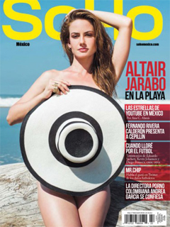 Revista SoHo Mexico-Julio 2015 PDF Digital
