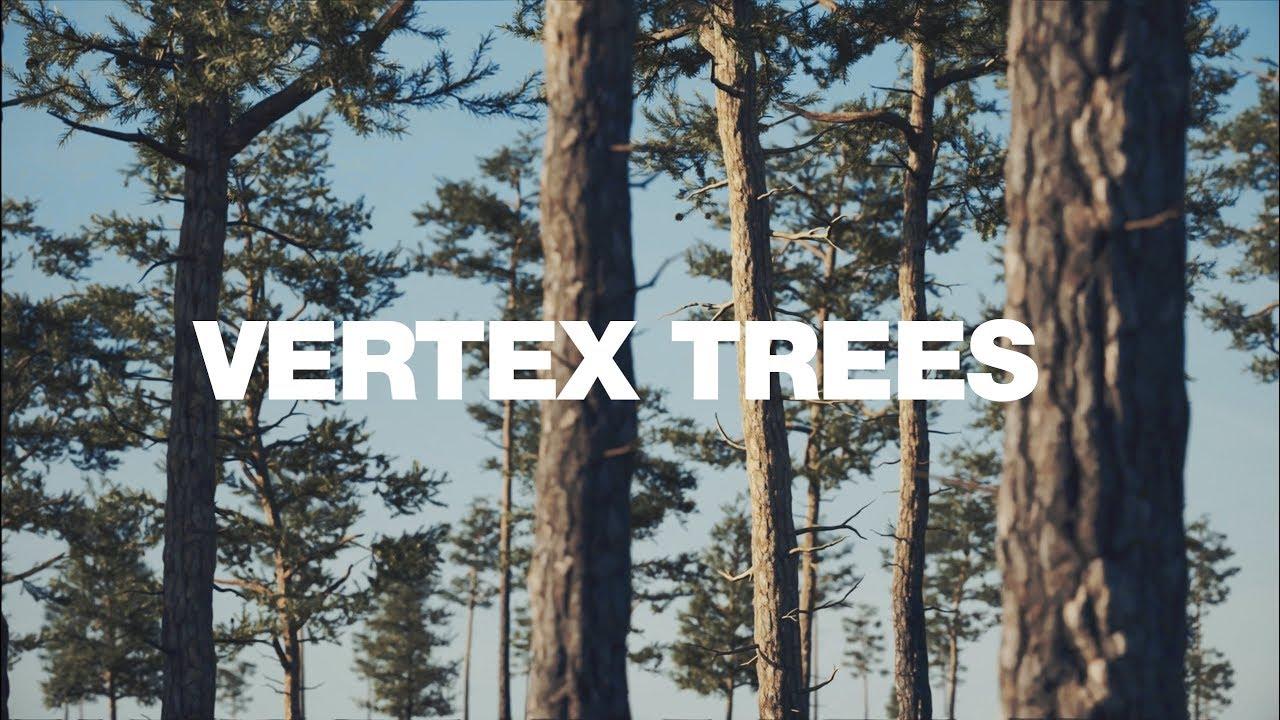 How to use Vertex Trees inside of Houdini 17   CG TUTORIAL