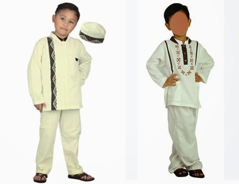 baju muslim koko anak