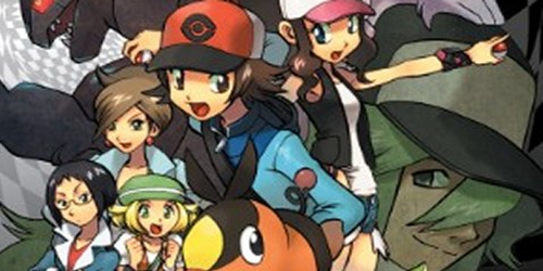 Anunciado o fim do mangá de Pokémon: Black and White!