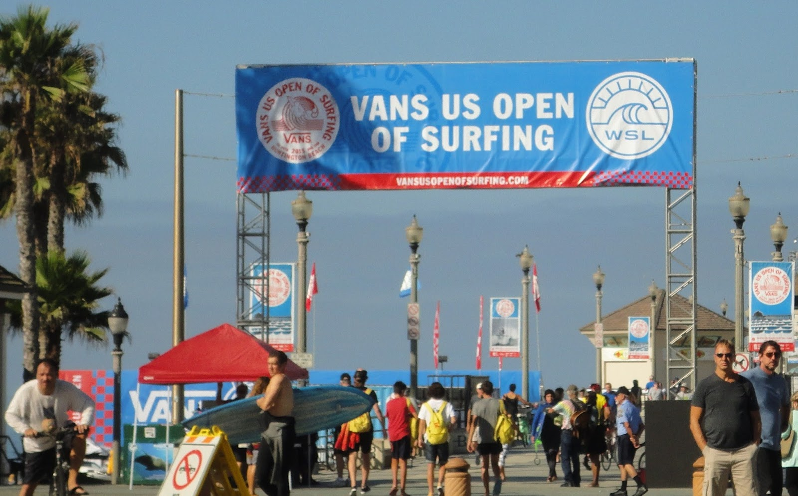 4a91a9dfda Action footwear and apparel brand Vans is back on board for another US Open  of Surfing (USOS) in Huntington Beach (July 25 – August 2).