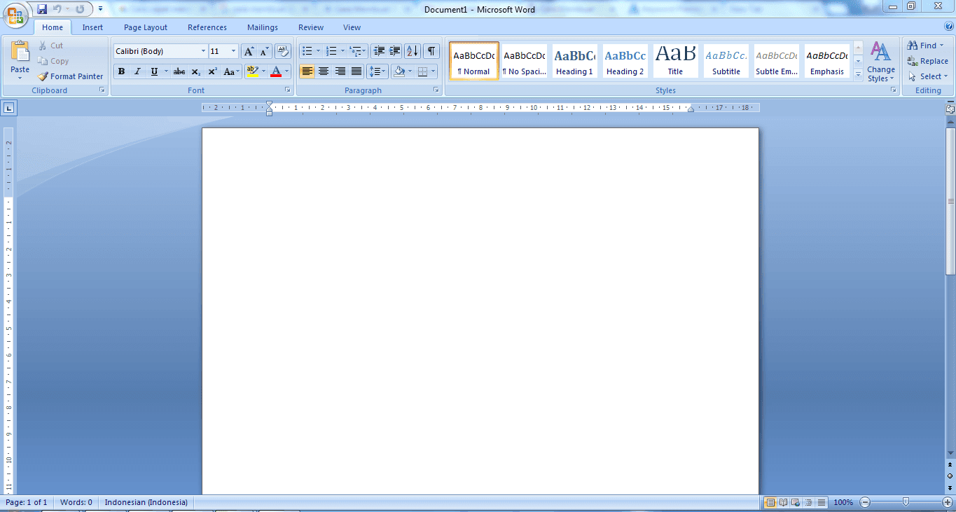 Microsoft Office Word 2007 Free Download Full Version For Mac Home