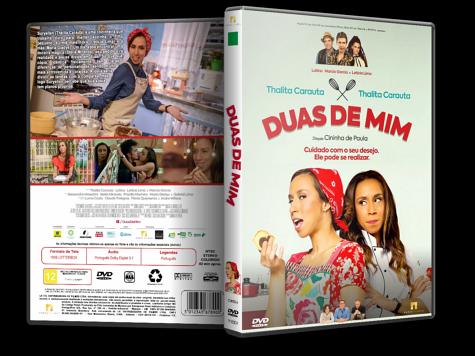 Capa DVD Duas de Mim
