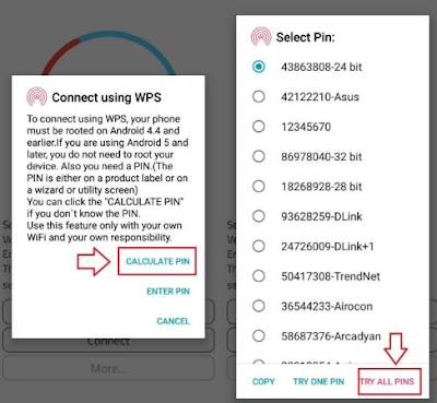 Ini Cara Aman Bobol Password WiFi via HP Android