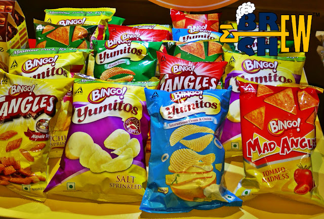 Bingo! Yumitos | Mad Angles