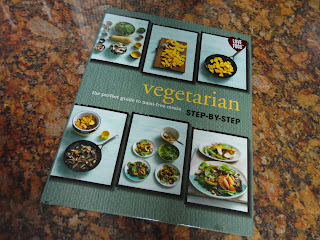 Vegetarian Step By Step Cook Book Review