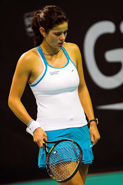 Sports and Players: Julia Görges German Female Tennis Player