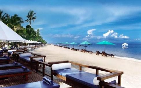 Hotel Di Bali Dekat Pantai