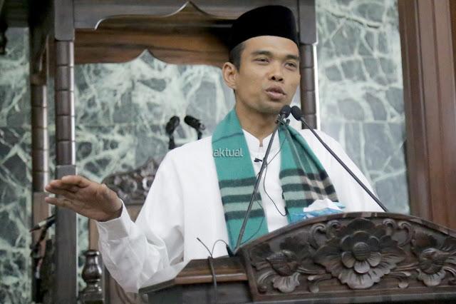 UAS: Jangan Pernah Lupakan Bencana Tsunami Aceh