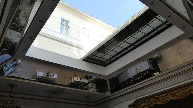 Frühstücksraum im Hotel Imparatul Romanilor Römischer Kaiser, Sibiu