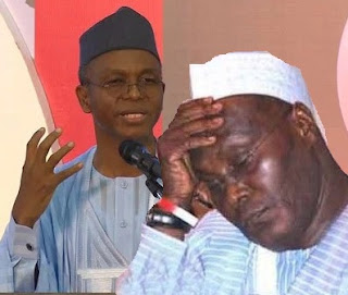 El-Rufai A Consistent Public Liar - PDP Rises To Atiku's Defense, Attacks Kaduna Governor
