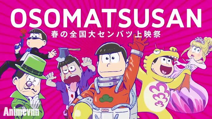 Ảnh trong phim Osomatsu-san 2 1