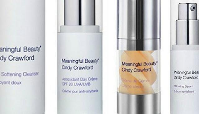 buy Cindy Crawford Skin Care Line
