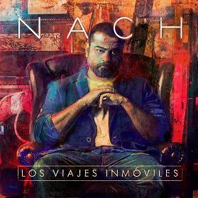 portada del disco de Nach titulado Viajes inmóviles