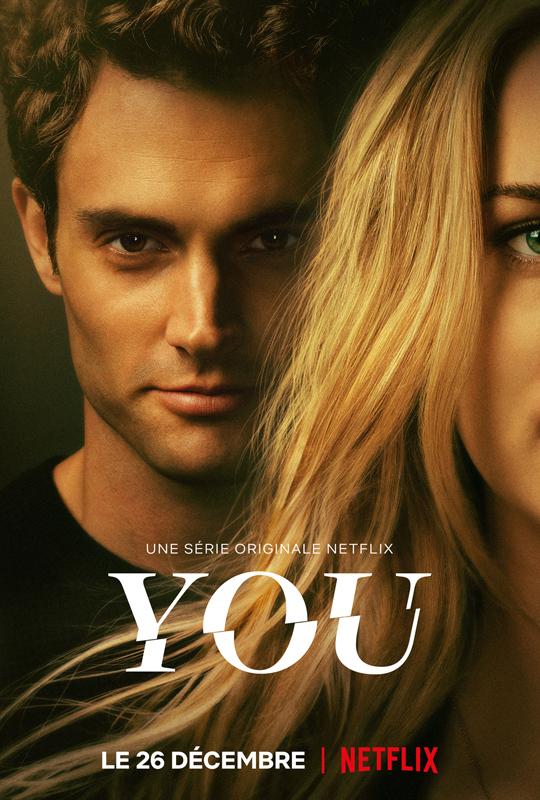 You 1ª Temporada Torrent  2018 – WEB-DL 720p Dual Áudio