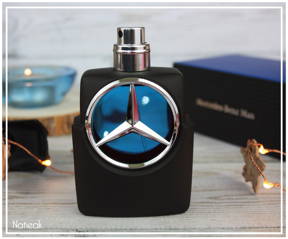 L Eau De Toilette Mercedes Benz Man