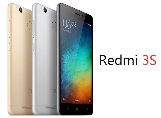 Xiaomi Redmi 3s Specifications - Inetversal