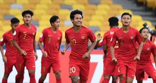 Diimbangi India 0-0, Timnas Indonesia Lolos ke Perempat Final Piala AFC U-16 2018