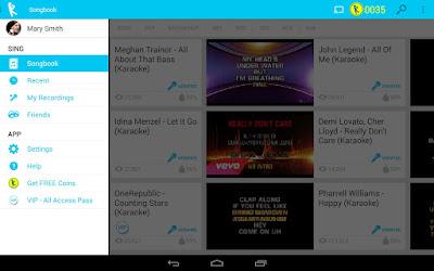 aplikasi android karaoke