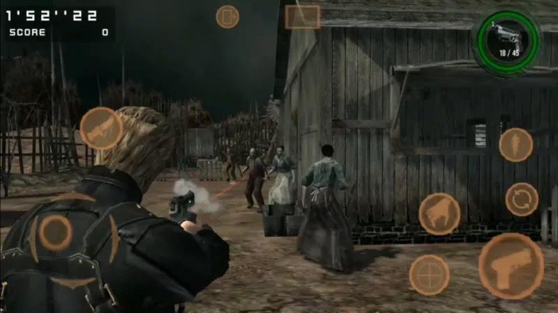 Resident Evil Mercenaries V9 Mod By Taufiq
