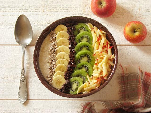 recette de porridge sans lactose