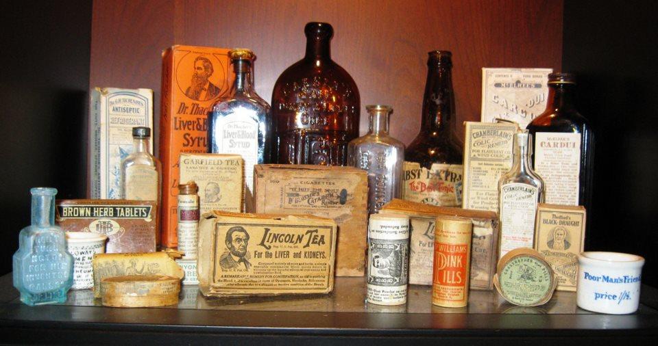 Patent Medicine Collection