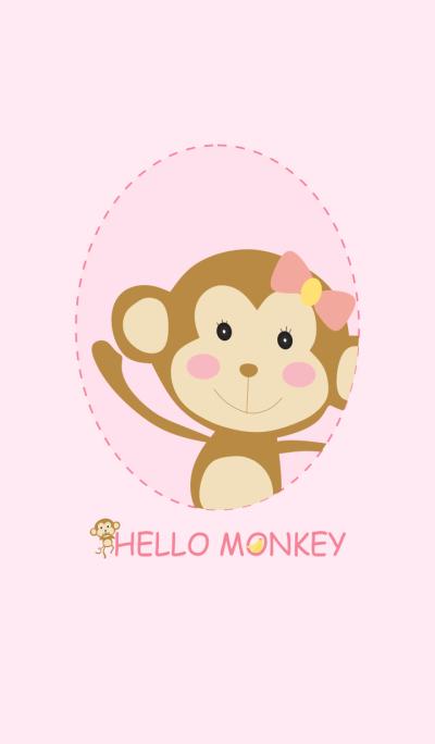 Simple Hello Monkey