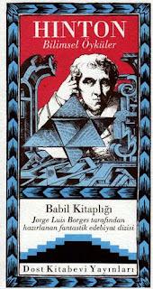 Babil Kitaplığı 20 - Hinton - Bilimsel Öyküler