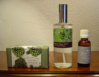 Roland Pine soap, room spray and fragrance oil by Soap & Paper.jpeg