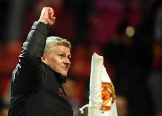 Solskjaer Resmi Jadi Pelatih Permanen Manchester United