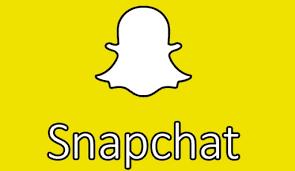Aplicación Snapchat