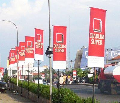 Astina Advertising Umbul Umbul