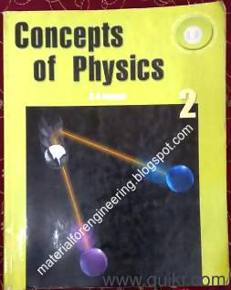 Concepts Of Physics Hc Verma Vol 1 Solutions Pdf