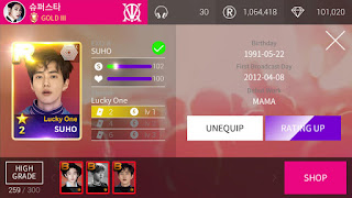 SuperStar SMTOWN Apk v2.3.0 (Mod Money) For android