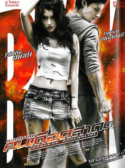Bangkok Adrenaline (2009) Bluray Subtitle Indonesia