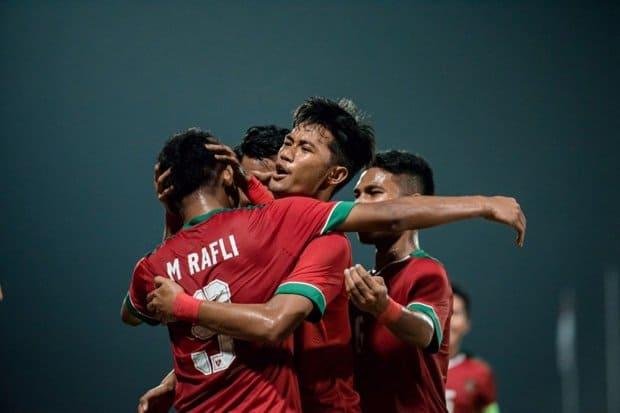 Indonesia Memenangkan Kemenangan Hebat Ketika Melawan Filippina