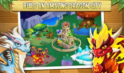 Download Game Android Dragon City Apk v4.0.3 (Mod Money)