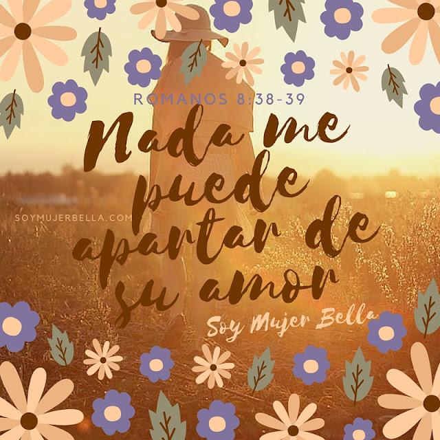 nada puede separarnos del amor de Dios