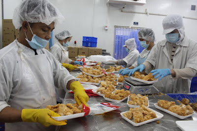 Tuyển 9 nam lao động làm công việc chế biến thực phẩm tại Kagawa Nhật Bản