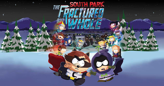 South Park: The Fractured But Whole: PS4 Review