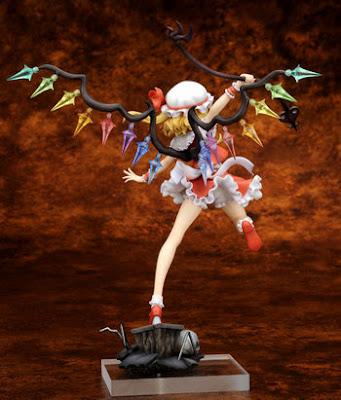 """Figuras: Flandre Scarlet """"Sister of the Devil"""" Ver. de Touhou Project - Ques Q"""