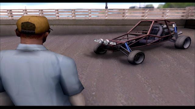 Mobil Rahasia GTA San Andreas EXPeronivers Bandito