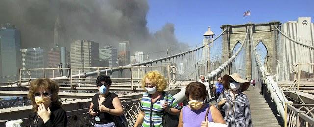 September 11 2001 : #Neverforget !