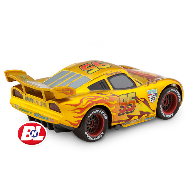 Welcome On Buy N Large Cars 2 Lightning Mcqueen Silver: Cars 2 Characters Lightning Mcqueen