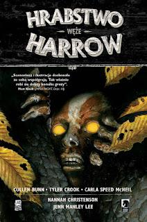 Hrabstwo Harrow tom 3 okładka
